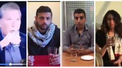 #SaltWaterChallenge: Le défi des internautes en soutien aux prisonniers