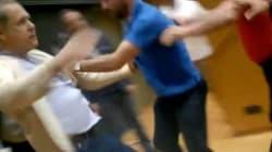 Επιμένει ο Τζήμερος πως δεν χτύπησε το στέλεχος του ΚΚΕ και καταγγέλλει πως αυτός έπεσε θύμα