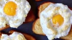 Η τελευταία τάση στο πρωινό έχει να κάνει με τα αυγά και θα σας πάει στα