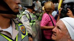 Επεισόδια σε διαδήλωση συνταξιούχων στη Βενεζουέλα κατά του
