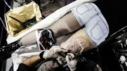 Οι εντυπωσιακές φωτογραφίες από την πρώτη μέρα του 11ου Athens Tattoo