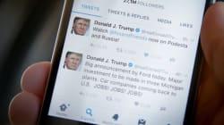 왜 트위터는 트럼프를 금지하지