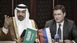 Le pétrole grimpe, l'Arabie Saoudite et la Russie prêtes à renouveler