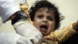 Η χολέρα έχει στοιχίσει τη ζωή 180 ανθρώπων στην Υεμένη. 11.000 τα ύποπτα