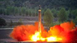 북한 미사일, 대기권 재진입