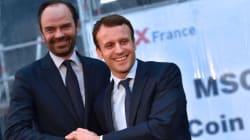 Le premier gouvernement de la présidence d'Emmanuel Macron