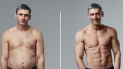 Comment, à 45 ans, a-t-il transformé son corps en seulement 12