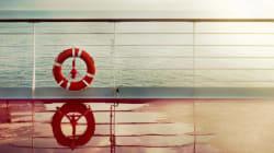 Ποιο είναι το πρωτόκολλο αν ένας επιβάτης πλοίου πέσει στην