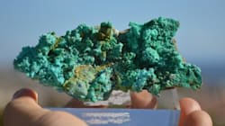 Katerinopoulosite: Ένα ακόμη μοναδικό παγκοσμίως ορυκτό από το