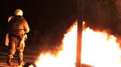 Επεισόδια τα ξημερώματα στο κέντρο της Αθήνας, με επίθεση σε διμοιρία των