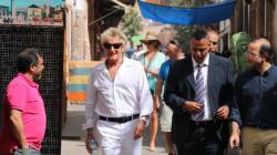 Mawazine: Rod Stewart se balade dans la médina de