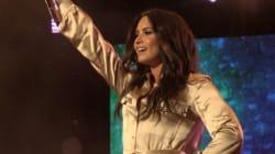Revivez le concert de Demi Lovato à