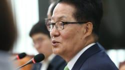 박지원이 연일 文대통령을