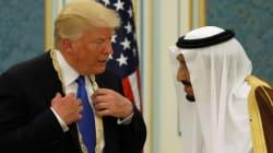 En Arabie saoudite, Trump et le roi Salmane signent pour plus de 380 milliards de dollars
