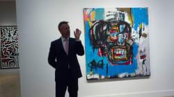 Ο πίνακας του Basquiat που πουλήθηκε 110εκ. και έσπασε κάθε ρεκόρ δημοπρασίας για Αμερικανό