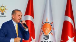 Ο Ερντογάν επανεξελέγη στην ηγεσία του