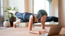 4 postures de yoga pour débutants pour étirer tout le
