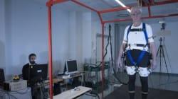 «Έξυπνος» ρομποτικός εξωσκελετός για