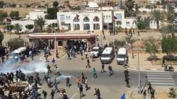 Scènes de chaos à Tataouine, la situation