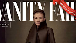 Το Vanity Fair κυκλοφορεί με 4 εξώφυλλα Star Wars και το ένα είναι ειδικά αφιερωμένο στην Carrie