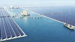 Meilenstein für den Klimaschutz: In China geht die größte schwimmende Solaranlage der Welt ans
