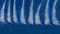 Η ζωγράφος Λίτσα Κασούμη μας παρουσιάζει την «Μπλε Παλέτα»