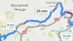 Google Maps fonctionne-il en Algérie ? Nous l'avons testé