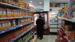 Forte hausse des prix des produits de large consommation en