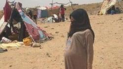 La femme enceinte, la migration et le