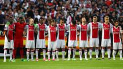Ajax Amsterdam-Manchester United: l'émouvant hommage rendu aux victimes de