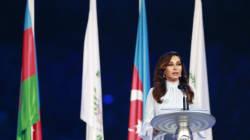 Mehriban Aliyeva, la nouvelle vice-présidente d'Azerbaïdjan au service de la communauté internationale...et de la