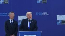 Το «κατηγορώ» του Τραμπ στα άλλα κράτη μέλη του ΝΑΤΟ: Δεν δίνετε όσα χρήματα πρέπει να