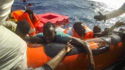 Méditerranée: encore 2.300 migrants secourus et 2
