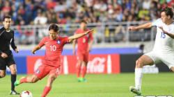 한국, 잉글랜드에 0-1 패배, 조 2위