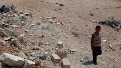 Περισσότεροι από 100 νεκροί σε αεροπορική επιδρομή του δυτικού συνασπισμού στη Συρία. Παιδιά μεταξύ των