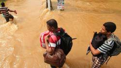 Οι μουσώνες «έσπειραν» τον θάνατο στην Σρι Λάνκα: 92 νεκροί και 110