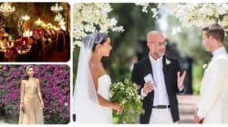 Le féérique mariage à Marrakech de la Djette et it-girl Hannah Bronfman