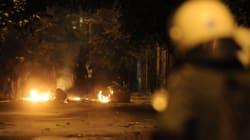 Ακόμη μια επίθεση ρουτίνας εναντίον αστυνομικών στα