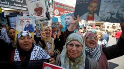 Les détenus palestiniens suspendent leur grève de la