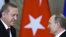 Τηλεφωνική επικοινωνία Πούτιν-Ερντογάν για τον πυρηνικό σταθμό στο