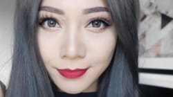 Les cheveux charbon: la nouvelle coloration à la