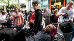 Δεν έχουν αποκατασταθεί πλήρως οι πτήσεις της British Airways, ανακοίνωσε το αεροδρόμιο
