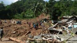 Σρι Λάνκα: Τουλάχιστον 164 είναι οι νεκροί από τις καταρρακτώδεις βροχές και τις