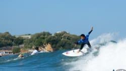 Championnats du Monde de surf Biarritz 2017: les Marocains offrent une excellente