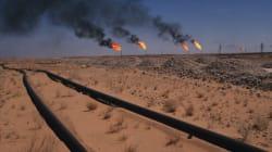 Inauguration du gazoduc Rhourd Nous-Hassi