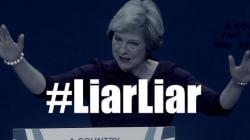 «Liar, Liar», το τραγούδι που εξευτελίζει τη Μέι στην κορυφή των charts (αλλά τα ραδιόφωνα δεν δέχονται να το
