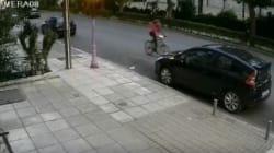 Οδηγός παρέσυρε και εγκατέλειψε κορίτσι στη Θεσσαλονίκη- η μητέρα ανέβασε στο Ίντερνετ το βίντεo για να τον