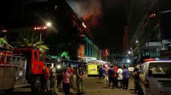 36 νεκροί σε καζίνο στις Φιλιππίνες από τη φωτιά που έβαλε αγνώστων στοιχείων δράστης που
