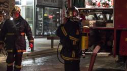 Πυρκαγιά σε αποθήκη με ξυλεία και πλαστικά στη Νέα