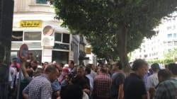 Protestation contre les caméras cachées d'Ennahar, Said Bouteflika
